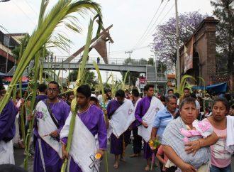 Aplicarán alcaldía y SSC-CDMX cinturón de seguridad este Domingo de Ramos con cierre de calles en centro de Iztapalapa