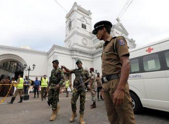 Estado Islámico reivindica cadena de atentados en Sri Lanka