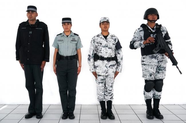 Acusan ONG's militarización disfrazada de GuardiaNacional