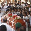 Sri Lanka guarda silencio en memoria de víctimas de ola de atentados