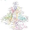 RTP lanza nuevo mapa de su red de rutas