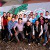 Se inaugura el Mural por la Transparencia en la Alcaldía de Azcapotzalco