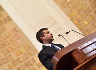 PAN refrenda defensa de la Constitución CDMX; no permitiremos legislación secundaria al vapor