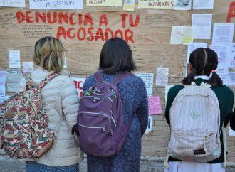 Piden a UNAM actuar ante denuncias de acoso sexual a estudiantes