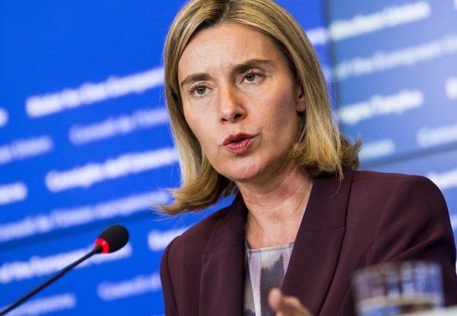 UE condena levantamiento de la inmunidad parlamentaria de Guaidó