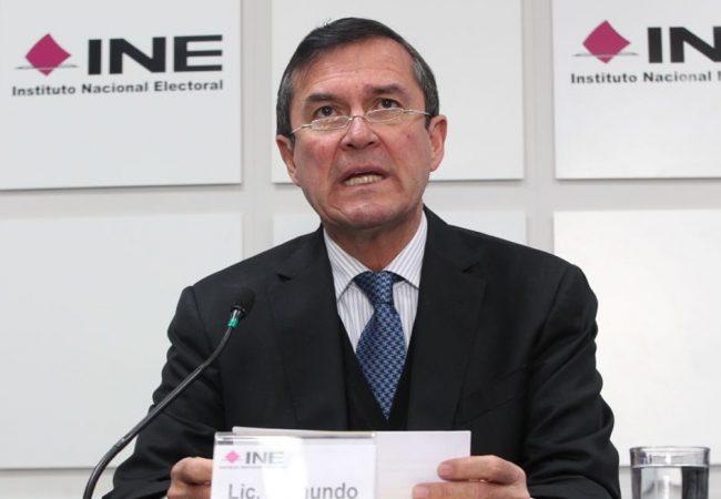 Trabajadores del INE cobrarán acorde a tabulador de Cámara de Diputados: Jacobo Molina
