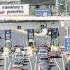 Aumenta aforo vehicular en casetas de cobro que conectan a la capital