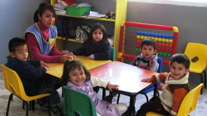 Supervisar Programa de Apoyo para el Bienestar de las Niñas y Niños, Hijos de Madres Trabajadoras