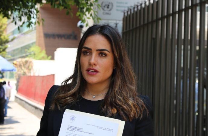 PVEM acude a la ONU para erradicar ataques con ácido contra mujeres