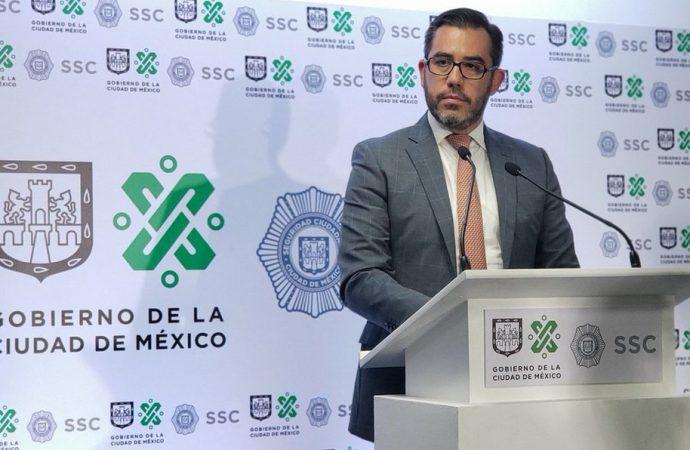Implementa SSC Operativo especial de seguridad para las Vacaciones de Semana Santa 2019