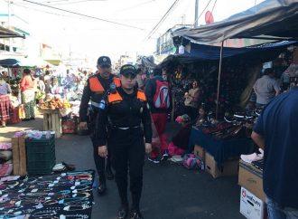 Casi 11 mil policías reguardan la Ciudad de México en Semana Santa