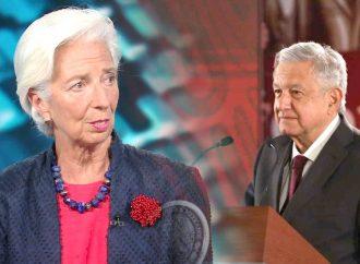 No se solicitará ni un préstamo al FMI, afirma AMLO