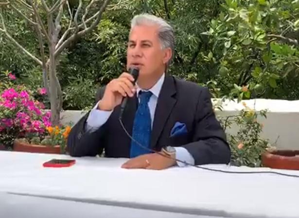 Acusa Alejandro Rojas dictadura en dirigencia nacional de Morena