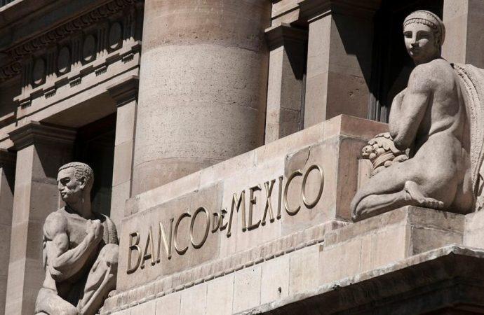 Financiamiento de la banca comercial avanza 0.4 por ciento: Banxico