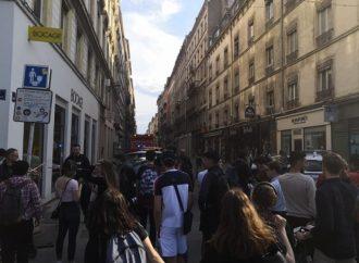 Explosión en la ciudad francesa de Lyon deja ocho heridos
