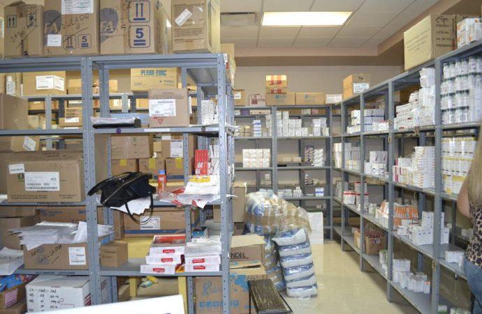 Hacienda informará sobre adquisición de medicinas