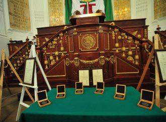 Congreso CDMX entrega la presea al Mérito Deportivo 2019