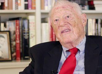 Muere Robert Bernstein, fundador de Human Rights Watch