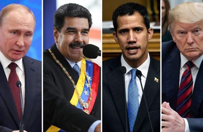 Oposición venezolana negocia con EU para derrocar a Maduro, según Rusia