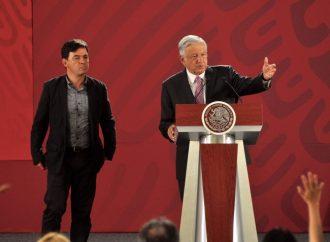 Gobierno federal no filtró lista de periodistas, aseguró López Obrador