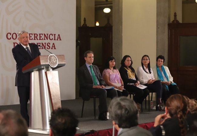 Dejarán de transmitirse actividades de López Obrador en estados con comicios