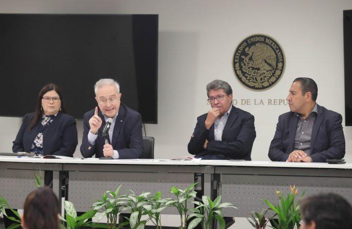Ratificación por unanimidad del T-MEC, paso que genera confianza de mercados nacionales e internacionales