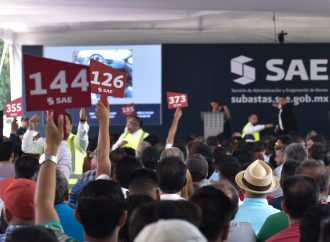 En venta 27 propiedades de juicios federales este domingo en Los Pinos