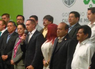 Logran GCDMX y Alcaldías consenso sobre la GN