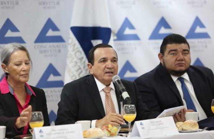 Sector privado debe ser motor de la economía, estima Alfonso Romo