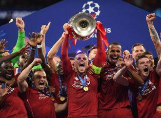 Liverpool suma su sexta Champions al vencer 2-0 Al Tottenham
