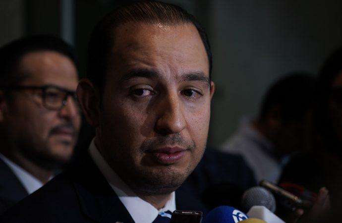 Intolerante, negativa de López Obrador ante informe de CNDH: Marko Cortés
