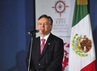 Aún no hay una denuncia contra ministro Eduardo Medina Mora, afirma AMLO