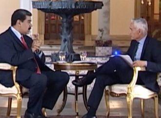 Entrevista completa que Nicolás Maduro intentó censurar