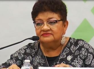 """""""No voy a renunciar, voy a investigar"""": Ernestina Godoy"""