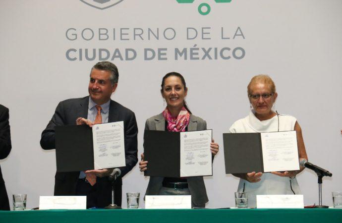 Instalan Comité de Información Estadística y Geografía de la CDMX