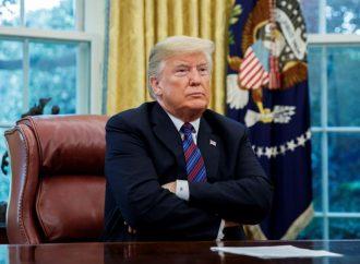 """Trump arremete otra vez contra México; pide frenar """"invasión"""" migratoria"""