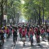 """""""Muévete en Bici"""" celebra 12 años de """"tomar"""" Reforma para los ciclistas"""