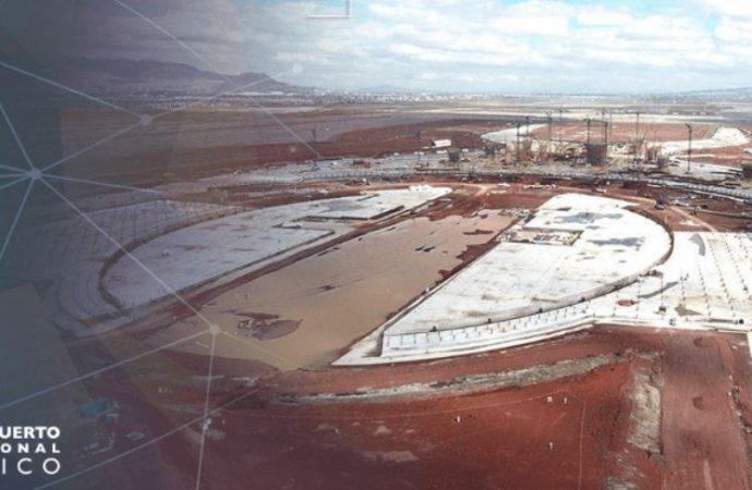 Juez pide preservar construcción del NAIM; freno a Santa Lucía continúa