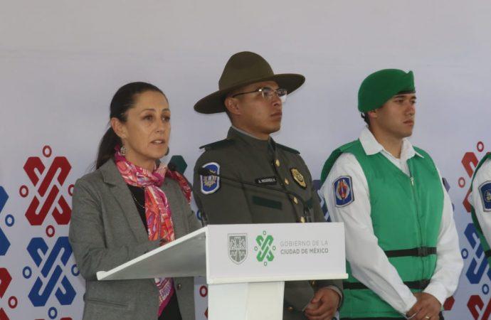 Transforman al Grupo de Granaderos en Comando de Operaciones Especiales