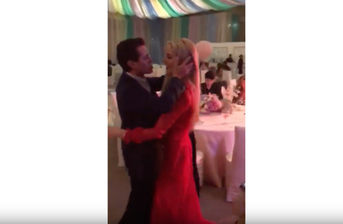 ¡Qué feo baila Enrique Peña!