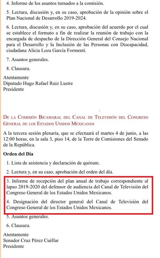 El asunto en realidad se entrampó desde que Villamil, director del Sistema Público de Radio y Televisión del Estado Mexicano (SPR) se metió al proceso, con el pleno respaldo del vocero presidencial, Jesús Ramírez.
