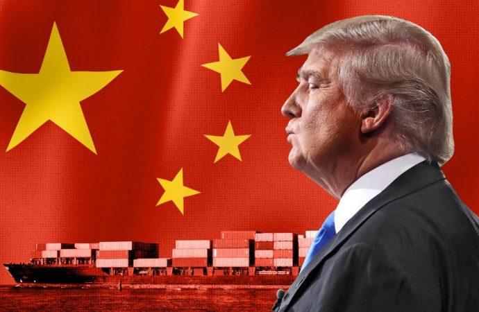 Trump amenaza con aranceles a China