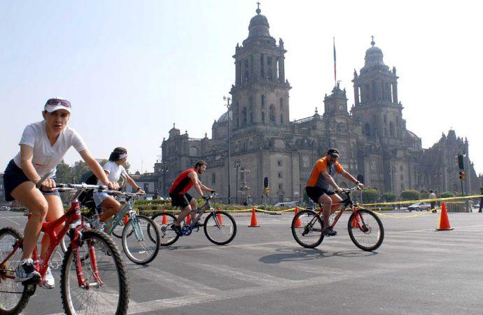 Los 10 consejos de Greenpeace México para viajar en bicicleta