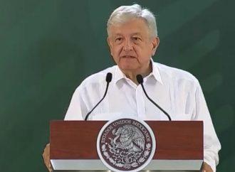 Quintana Roo disminuye niveles de inseguridad: AMLO