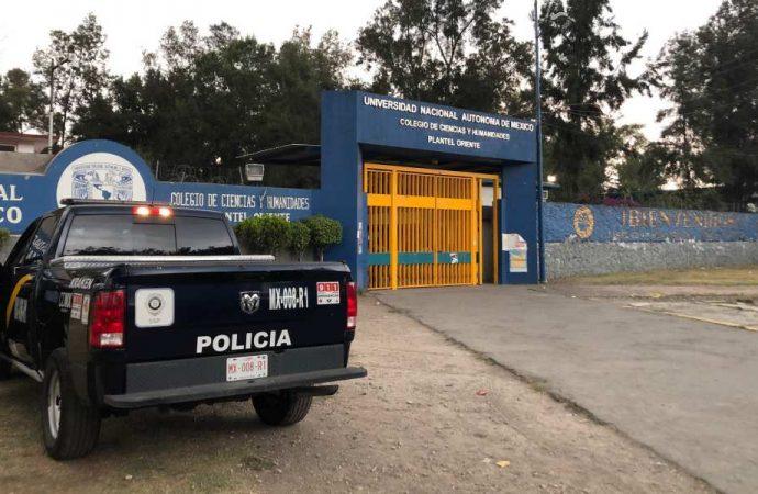 Continúa la PGJCDMX con investigaciones del caso de la estudiante del CCH Oriente