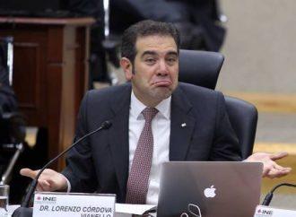 """""""Lorencillo"""" Córdova llora por los presupuestos perdidos"""