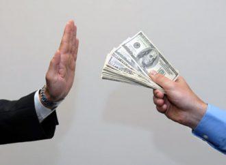 Perdemos valioso tiempo en la lucha contra la corrupción