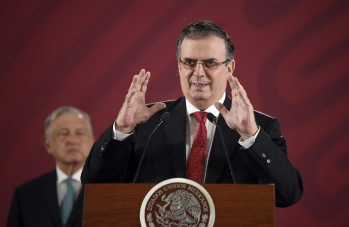 México se reunirá con 19 países para buscar que apoyen plan migratorio: SRE