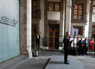 """Se 'pirateó' la SCJN el nombre de su canal """"Justicia TV"""""""
