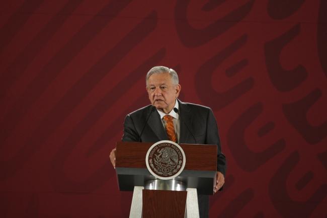 Descarta Obrador ampliación de mandato federal como en Baja California
